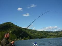 Cele mai cautate locuri de pescuit din Moldova