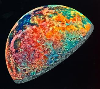 Cele mai ciudate luni ale sistemului solar (Galerie foto)