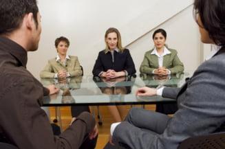 Cele mai dificile intrebari pe care ti le pune angajatorul la interviu