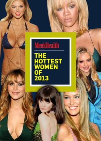 Cele mai dorite femei din 2013 - Top Men's Health