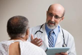 Cele mai frecvente 5 cancere la barbati - simptome si investigatii