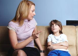 Cele mai frecvente si mari greseli ale parintilor in educatia copilului