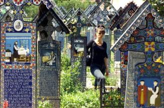 Cele mai frumoase cimitire din lume - Romania, pe primul loc (Galerie foto)