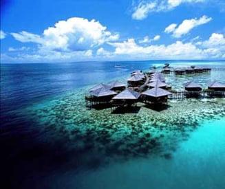 Cele mai frumoase insule izolate de pe Pamant (Galerie foto)
