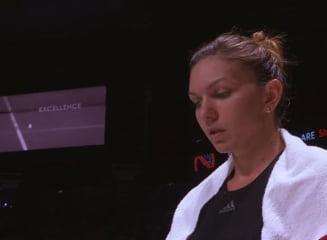 Cele mai frumoase lovituri de la Turneul Campioanelor: Cum este prezentata Simona Halep (Video)