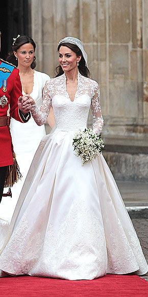 Cele mai frumoase si cele mai neinspirate tinute ale invitatelor la nunta regala (Galerie foto)