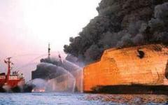 Cele mai mari catastrofe navale romanesti din istorie. Traian Basescu si incendiul infricosator de pe raul Sena