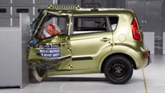 Cele mai periculoase masini compacte pentru siguranta pasagerilor