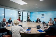 Cele mai puternice tari din lume, preocupate de originea COVID-19. Ce au solicitat liderii G7 de la China