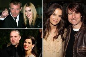 Cele mai rapide divorturi ale celebritatilor (Galerie foto)