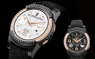 Cele mai tari ceasuri inteligente de lux prezentate la Baselworld 2016 (Foto & Video)