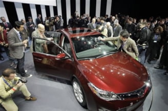 Cele mai tari masini lansate la Salonul auto din New York (Galerie foto)
