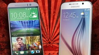 Cele mai tari smartphone-uri lansate la Congresul Mondial de Telefonie Mobila din Barcelona (Galerie foto)