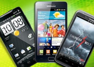Cele mai tari telefoane 4G (Galerie foto)