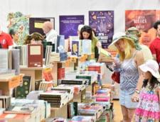 Cele mai vandute carti la Bookfest