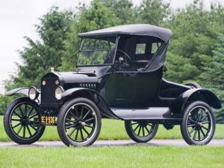 Cele mai vandute sapte modele de masini din toate timpurile (Galerie foto)