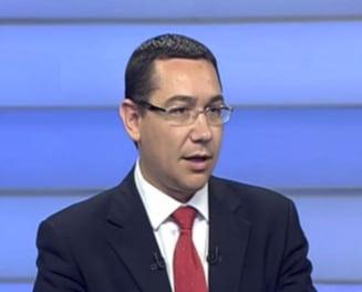 Cele trei scenarii ale lui Victor Ponta pentru referendum