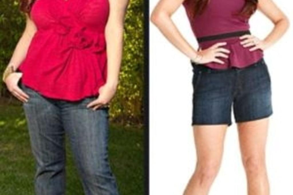 celebrități înainte și după pierderea în greutate