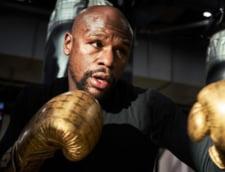 Celebrul Floyd Mayweather revine in ring. Se va bate cu un youtuber, intr-un meci demonstrativ