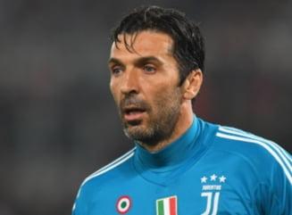 Celebrul Gigi Buffon se va desparti definitiv de Juventus. Care e marele regret al portarului de 43 de ani