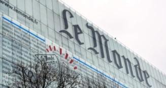 Celebrul cotidian Le Monde a ramas fara jumatate din conducere: Nu mai merge asa!