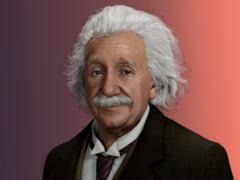 "Celebrul fizician Albert Einstein a fost readus la viata. Cum putem interactiona cu varianta sa ""digitala"" VIDEO"