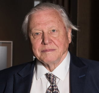 "Celebrul naturalist britanic David Attenborough, increzator ca anul 2021 va marca ""o schimbare pozitiva"" pentru criza climatica"