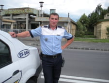 Celebrul politist Marian Godina, amendat in trafic