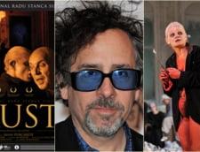 Celebrul regizor american, Tim Burton, prezent la Sibiu sa vada Faustul lui Silviu Purcarete. Serialul Netflix pe care-l filmeaza in Romania