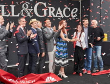 "Celebrul serial ""Will & Grace"" revine la TV cu glume despre Donald Trump"