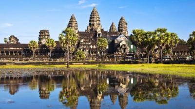 Celebrul templu Angkor Wat se inchide din cauza Covidului