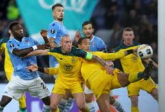 Celtic si Lazio, amendate dupa meciul din Europa League