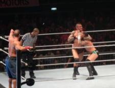 Cena si Orton au facut senzatie la Bucuresti. Vezi rezultatele galei de wrestling