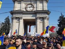Centenar unire sarbatorit la Chisinau
