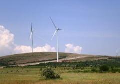 Centrala inteligenta pentru stocarea energiei eoliene
