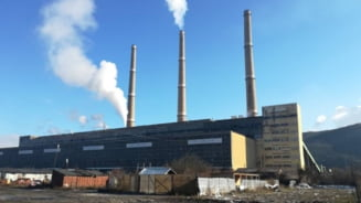 Centralele pe carbune din Valea Jiului au asigurat doar 1,6% din productia de energie a tarii, mult sub rezerva, exact cand aveam nevoie de ele