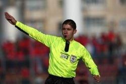 Centralul Radu Petrescu a facut praf meciul Sportul - CFR