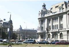Centru de informare turistica in Pasajul Universitatii