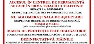 Centrul de Permanenta din Ostroveni - o prezenta activa in cele doua luni de stare de urgenta