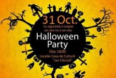 Centrul de Tineret Amara organizeaza vineri petrecere de Halloween