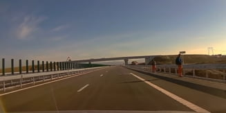 Centura Bacaului, realizata in regim de autostrada, inaugurata de Orban si Iohannis, dupa ce a fost terminata cu un an inainte de termen