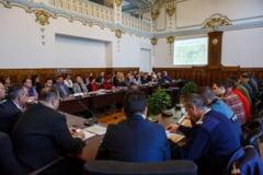 Centura Clujului, episodul 2018. Suita de institutii la prima intalnire de lucru. LISTA de costuri