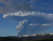 Cenusa vulcanului islandez ar putea ajunge in Marea Britanie, Franta si Spania