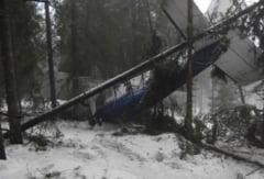Cercetarile privind accidentul aviatic din Apuseni continua: 50 de persoane audiate
