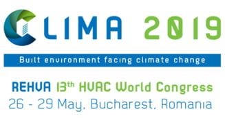 Cercetatori de pe sase continente dezbat la Bucuresti despre constructiile de maine, la CLIMA 2019