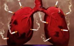 Cercetatorii au aflat exact in cat timp ne distruge fumatul plamanii