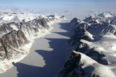 Cercetatorii au anuntat cand dispare ultima bucata a calotei glaciare din America de Nord