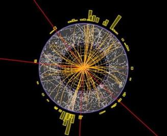 Cercetatorii de la CERN aproape au pus mana pe particula lui Dumnezeu (Video)