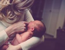 Cercetatorii studiaza efectul COVID-19 asupra mamei si fatului, dupa nasterea unui bebelus cu anticorpi la boala