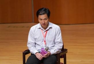 Cercetatorul chinez care s-a jucat de-a Dumnezeu, modificand genele a doi bebelusi, ar putea fi executat